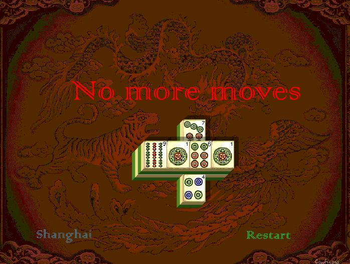 Игра Маджонг Шанхайская династия