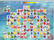 игра Маджонг фрукты